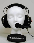 Radiosport RS60CF headset with M207 mic element