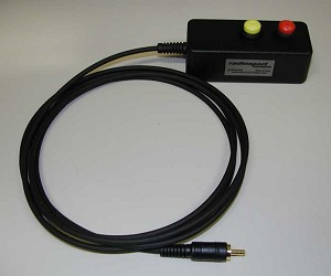 Radiosport PTT Hand switch with RCA plug