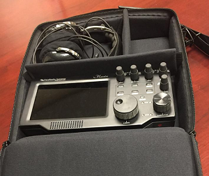 FlexRadio Branded Soft-Side Travel Case